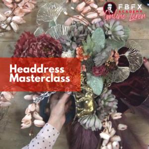 Online Headdress Masterclass   FBFX Academy