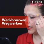 Online Cursus Wenkbrauwen Wegwerken | FBFX Academy