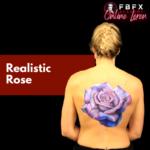 Realistic Rose Schminkcursus   FBFX Academy